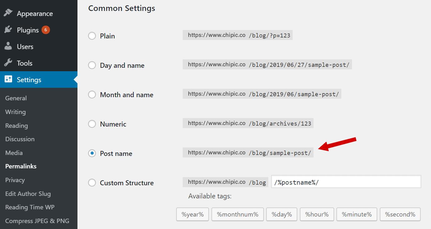 از URL های سازگار با سئو (SEO-friendly URLs) استفاده کنید.